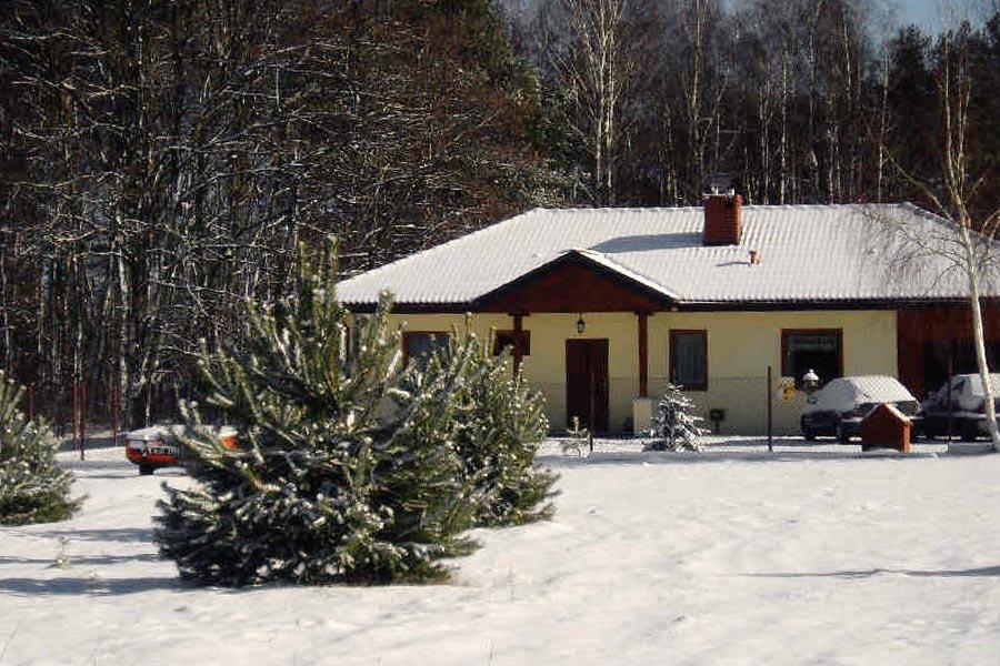 Lesznowola, ul. Cicha