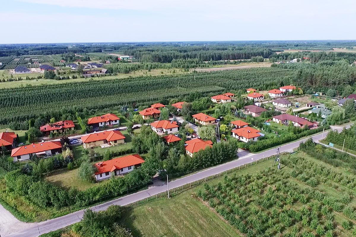 Lesznowola, ul. Słoneczna