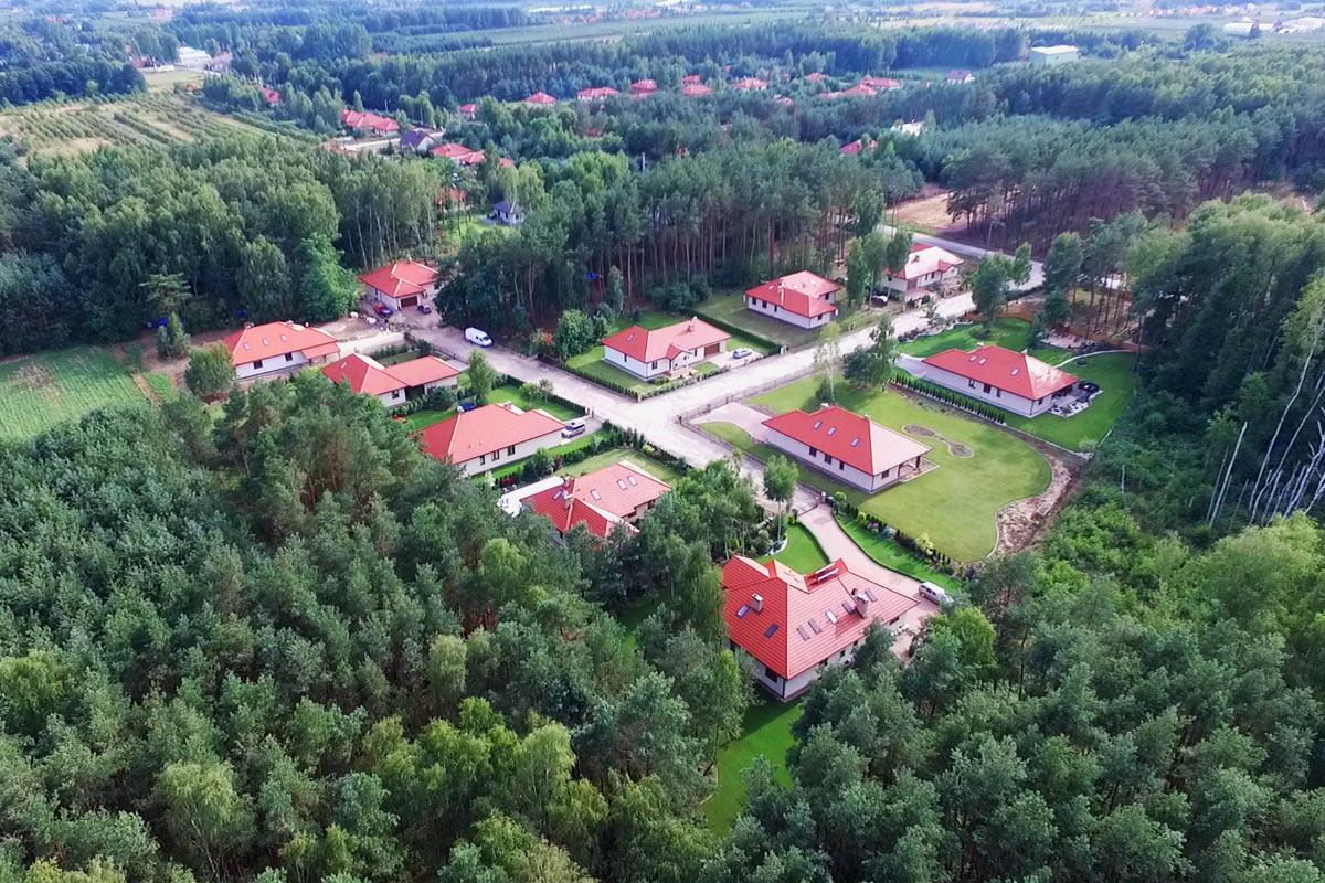 Lesznowola, ul. Sosnowa